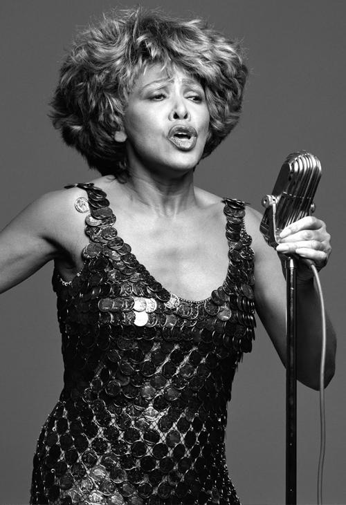 Tina Turner, v-ictima de violencia de género en su relación con Ike Turner